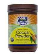 NOW cocoa powder. why: 4.5g net carbs which, if you use it for baking, will probably only contribute trace carbs per serving