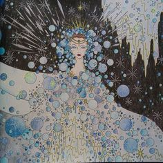 Instagram media ahjumma.snail - #สวนเทพนิยาย #fairytalecolouringbook #tomokotashiro #coloriage #coloring #coloringbook #adultcoloringbook