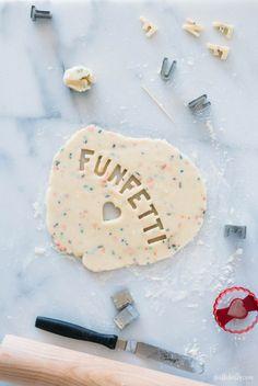 Funfetti Shortbread