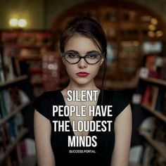 Positive Quotes : QUOTATION – Image : Quotes Of the day – Description Silent people.. Sharing is Power – Don't forget to share this quote ! https://hallofquotes.com/2018/04/10/positive-quotes-silent-people/