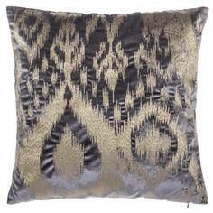 Avani Throw Pillow zinc 172