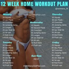 If you want to lose weight, gain muscle or get fit check out our men's and women's workout plans for you, Here are mini-challenges or workouts that can be done at home no equipment needed. 12 Week No-gym Home Workout Plans Workout plans instructions: Repe Fast Weight Loss Tips, Weight Loss Workout Plan, Weight Loss Program, Ways To Lose Weight, Weight Training, Losing Weight Meal Plan, Reduce Weight, Exercises To Lose Weight, Diet Plans To Lose Weight For Teens