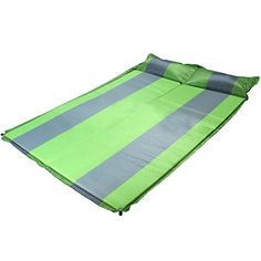 automatic inflatable mattressOutdoor tent matair cushionBed camping padA >>> To view further for this item, visit the image link.