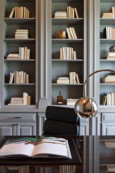 In Good Taste: Steele Street Studios – Design Chic – Chic Home Office Design Interior Design Trends, Office Interior Design, Office Interiors, Home Office Space, Home Office Decor, Home Decor, Office Setup, Office Organization, Office Ideas