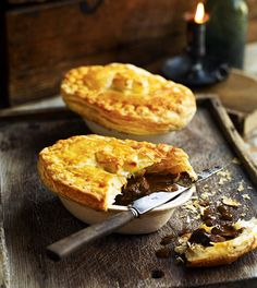 Beef and Brown Ale Pie