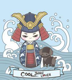 You super cool? Cooler than samurai and ninja?