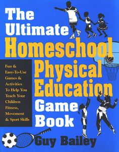 The Ultimate Homeschool Physical Education Book One reviewer says this is best with 3 or more children.