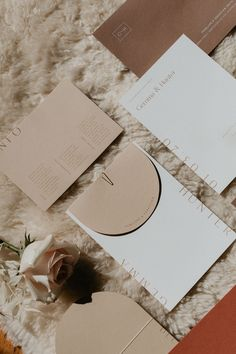 Modern Wedding Stationery, Wedding Stationary, Wedding Invitations, Wedding Cards, Our Wedding, Wedding Mood Board, Stationery Design, Very Lovely, Neutral Tones