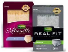 FREE Depends Undergarments Sample Packs on http://hunt4freebies.com
