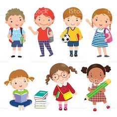 Find Back School Set School Kids Education stock images in HD and millions of other royalty-free stock photos, illustrations and vectors in the Shutterstock collection. Thousands of new, high-quality pictures added every day. School Cartoon, Happy Cartoon, Cartoon Kids, Cute Boy Drawing, Drawing For Kids, Art For Kids, School Sets, School Boy, School Uniform