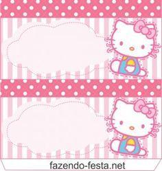 Hello Kitty Free Printable Mini Kit. | Oh My Fiesta! in english