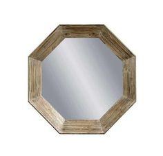 Octogon mirror