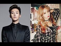 Kpop 2017   Nữ thần Kpop nào thích hợp nhất để song ca với G-Dragon sau IU?