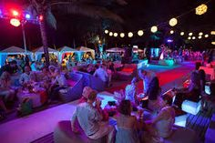 Image result for beach party night