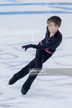News Photo : Andrew Torgashev of the United States competes...