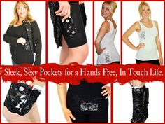 Pocket InnerwearPocket Innerwear: Bringing you wearable technology, new gadgets and protecting you from cell phone radiation.