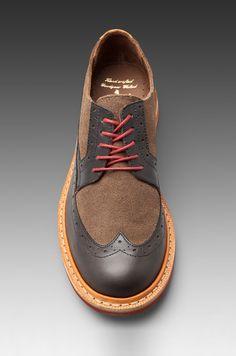 Foxton Spectator Brogues | J Shoes