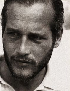 Paul Newman. I have always thought he was one sexy man, and he got better with age!
