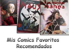 Mis comic favoritos recomendados