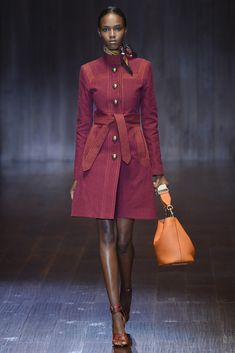 Gucci RTW Spring 2015 - Chic & wearable!