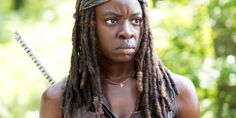 AMC has released two new images from The Walking Dead season 5 episode 9 and it features Rick and Michonne. In the latest trailer Michonne is asking for.