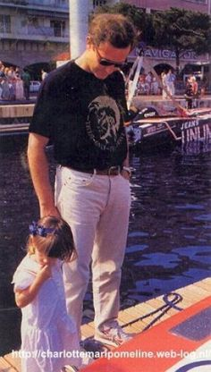 Stefano and charlotte casiraghi