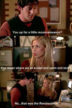 Oh Buffy!