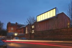 Whitworth Art Gallery by MUMA - http://architectism.com/whitworth-art-gallery-muma/ - MUMA, Whitworth Art Gallery, Whitworth Art Gallery by MUMA, Whitworth Art Gallery Manchester