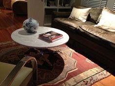 study with kilim