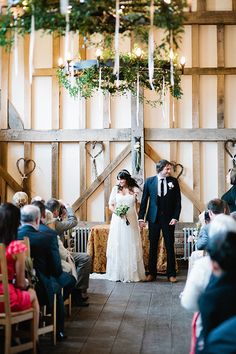 DIY wedding at Gate Street Barn – Laura and Jamie