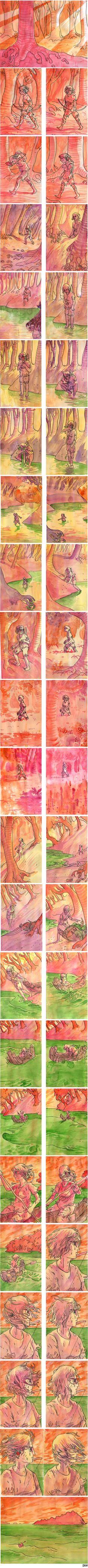 """""""Haunter"""" by Sam Alden pt. 6"""