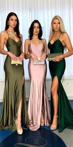 Spaghetti Strap Mermaid Side Slit Cheap Long Bridesmaid Dresses, Shop plus-sized prom dresses for curvy figures and plus-size party dresses. Ball gowns for prom in plus sizes and short plus-sized prom dresses for Bridesmaid Dresses Online, Wedding Bridesmaid Dresses, Wedding Gowns, Bridesmaid Outfit, Cheap Homecoming Dresses, Cheap Dresses, Long Dresses, Ball Dresses, Popular Dresses