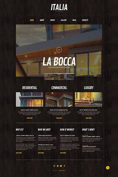 Minimalistic Architecture – Architectural & Design Projects WordPress Theme
