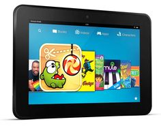 "Kindle Fire HD 8.9"" 4G LTE Wireless,"