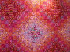 Kaffe Fassett quilt 101_0106 | Flickr - Photo Sharing!