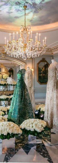 ELIE SAAB Haute Couture Autumn Winter 2015-16: