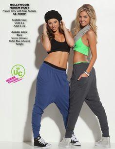 diggin the #hollywood #harempants #dancewear urbancouture.com