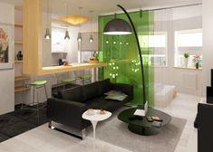 Как превратить квартиру-студию в образец стиля и уюта - Лайфхакер