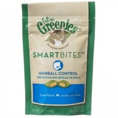 Smartbite Hairball Tuna Cat Treat *** Want additional info? Click on the image.(This is an Amazon affiliate link and I receive a commission for the sales)
