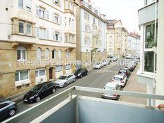 Stuttgart West: Schöne 2,5 Zimmer-Mietwohnung mit Balkon, Aufzug und TG-Stpl. - Mietwohnungen Stuttgart West - Immobilien-Angebote - Residence Immobilien .