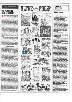 Pag 13 - Tutto il nr 1178 del 14 gennaio di Charlie Hebdo può essere scaricato liberamente da http://laduendes.blogspot.it/2015_01_01_archive.html