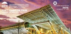 Welfull Outdoors Well Prepared for Canton Fair 2016 Canton Fair China, Online Shopping Usa, Import From China, Skyscraper, Health And Beauty, Presentation, Louvre, Wellness, Photography