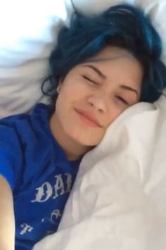 Demi Lovato has trouble waking up i the morning just like i do. hey! we MUST be related!!!!!