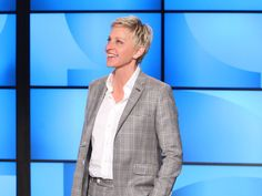 """I've never been pregnant. I'm told it's incredible and magical and most of all very, very uncomfortable. But it's worth it 'cuz you end up with a beautiful parking space at the mall."" --Ellen"