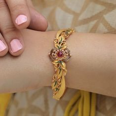 silver and cubic zirconia dress ring Gold Ring Designs, Gold Bangles Design, Gold Jewellery Design, Jewelry Design Earrings, Gold Earrings Designs, Bracelet Designs, Gold Bangles For Women, Indian Gold Bangles, Indian Jewelry