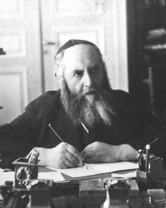 I was born in the wrong generation. I identify alot with the Rebbe Rayatz