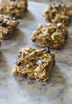 No-Bake Peanut Butter Granola Bar Recipe