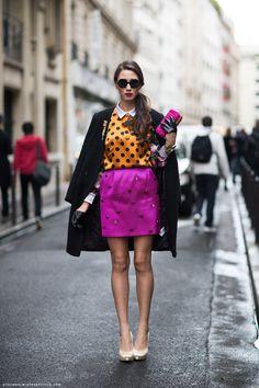 Diana Enciu #StreetStyle