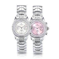 Chairos® LaBelle  Stylish timepiece specially crafted for women