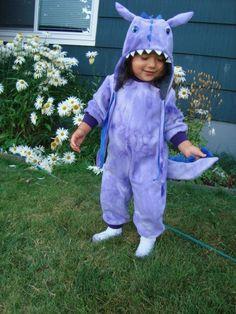 f5aec9bda Toddler Costume Dragon Halloween Purple Dragon by MoonStoneDesigns Dragon  Halloween, Purple Halloween, Toddler Costumes
